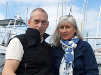 Graham & Wendy Saward - Brittany Yachting Services